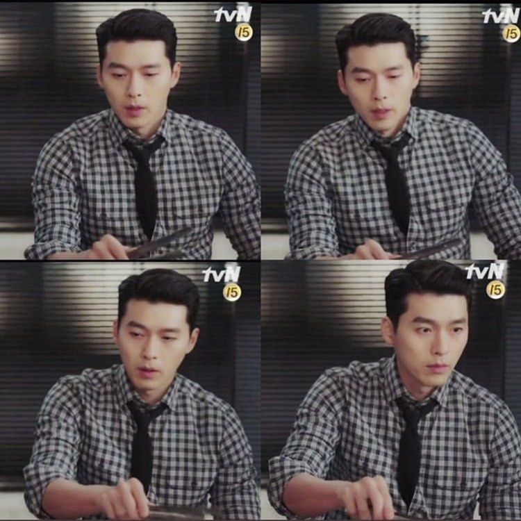"Hyun Bin (현빈) on Instagram: ""Crash Landing On You ..."