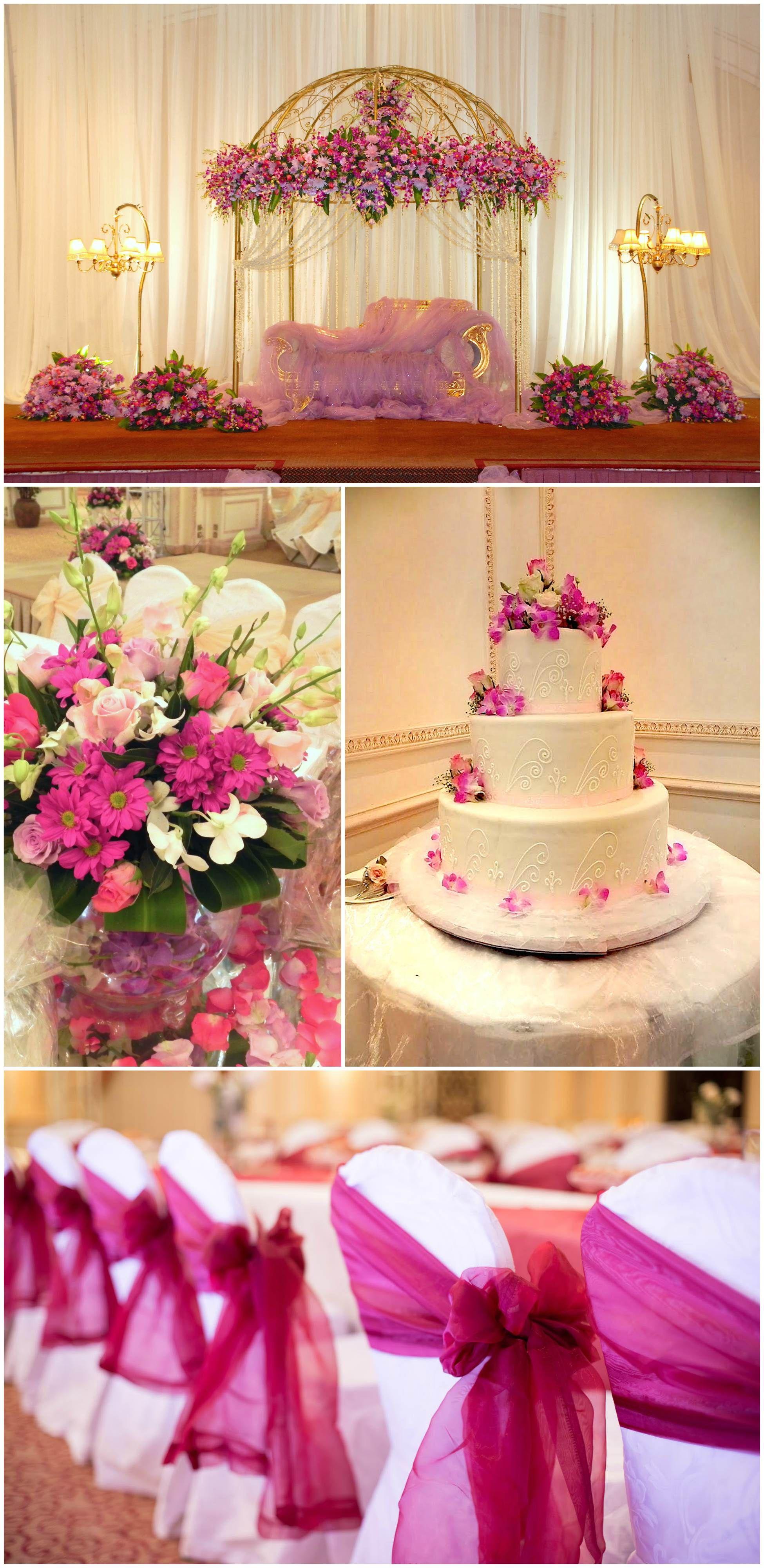 Pink weddings at the sunset hotel jeddah bespoke weddings pink weddings at the sunset hotel jeddah junglespirit Choice Image