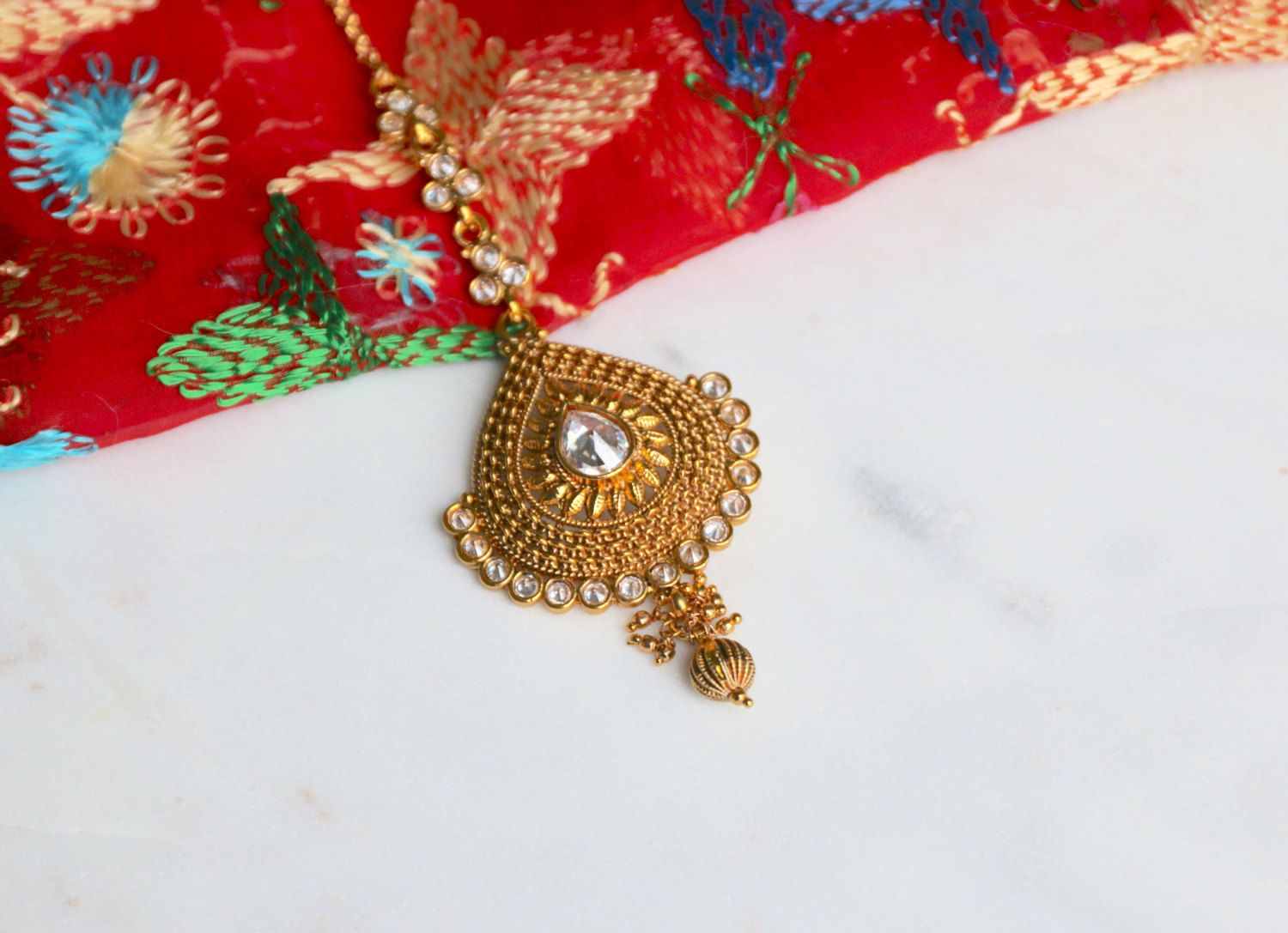Golden maang tikka designs bridal jewellery bridal maang - Get A Head Start On Shopping For The Wedding Season And Check Out The New Maang Tikkas I Ve Added To My Shop
