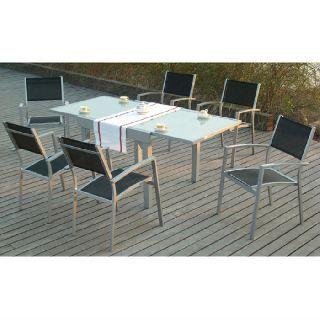 Liquidacion de muebles de jardin al coste, mesa extensible ...