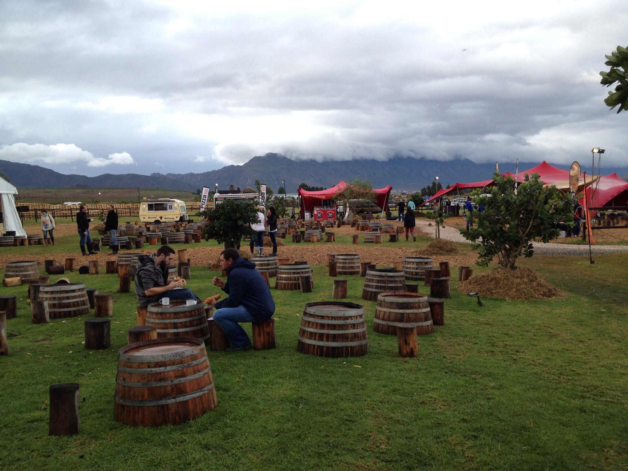 Arabella wine estate, Robertson