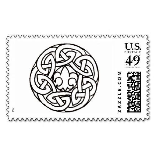 Boy Scout Knot Stamp Make Your Own Business Card With This Great Design All