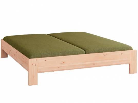 Zirbenbett Frida Ein Zirbenholzbett In Lamodula Qualitat Bett Zirben Haus
