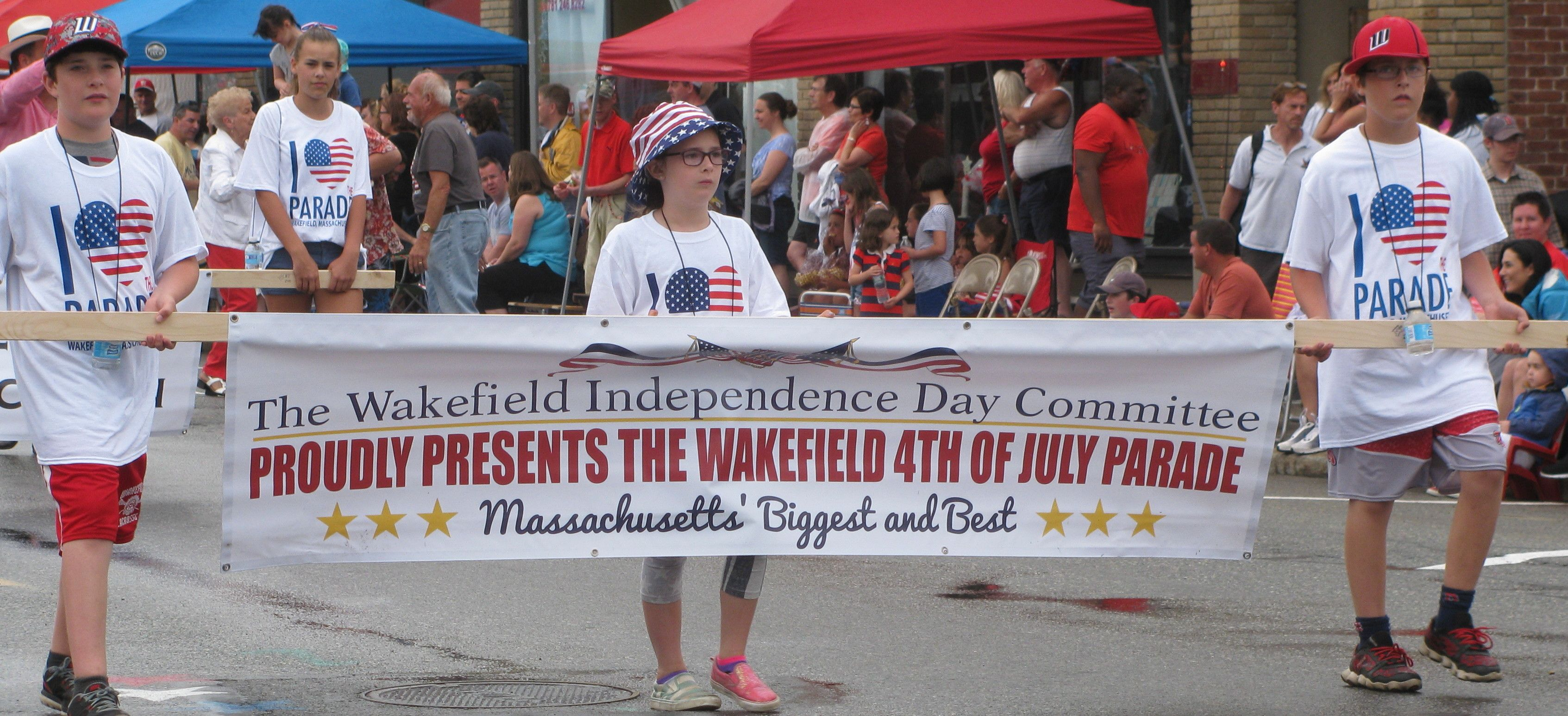 July 4, 2016 The Magic Begins Again! | The Wakefield Independence Day Committee