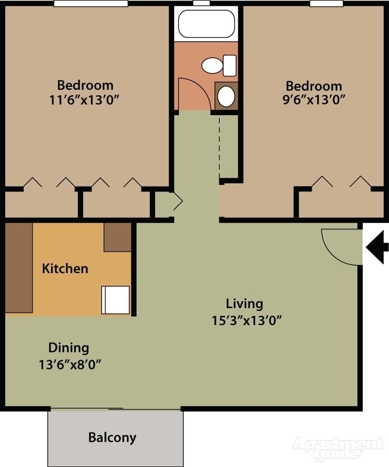 Trulia Real Estate Listings Homes For Sale Housing Data: Birch Hill Apartments, Westland - Trulia