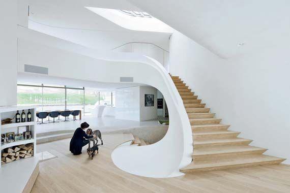 sculptural stair - Google 搜尋