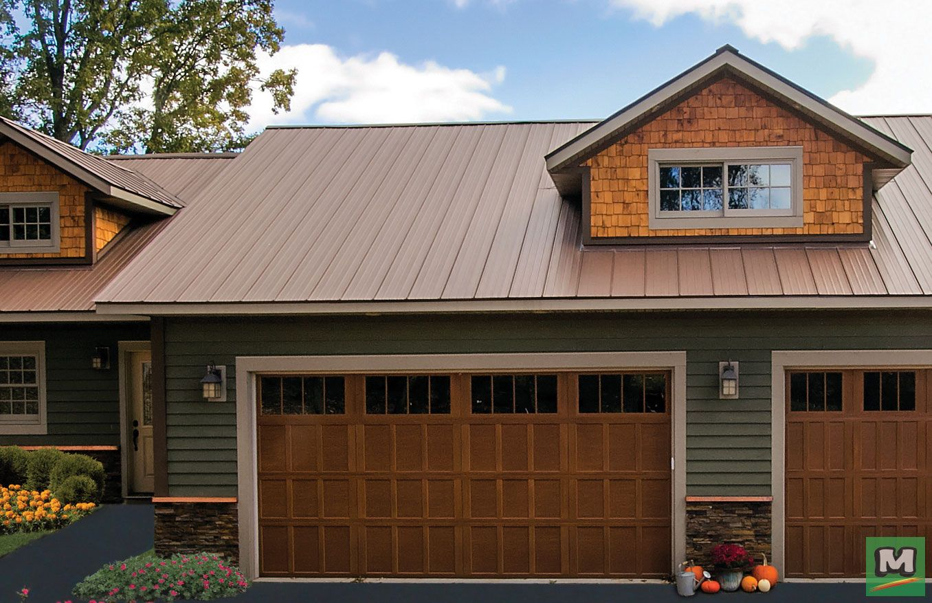 Premium Pro Snap Is The Last Roof You Ll Ever Need This Snap Together Concealed Fastener Roofing Panel Is Residential Remodel Exterior Remodel House Styles