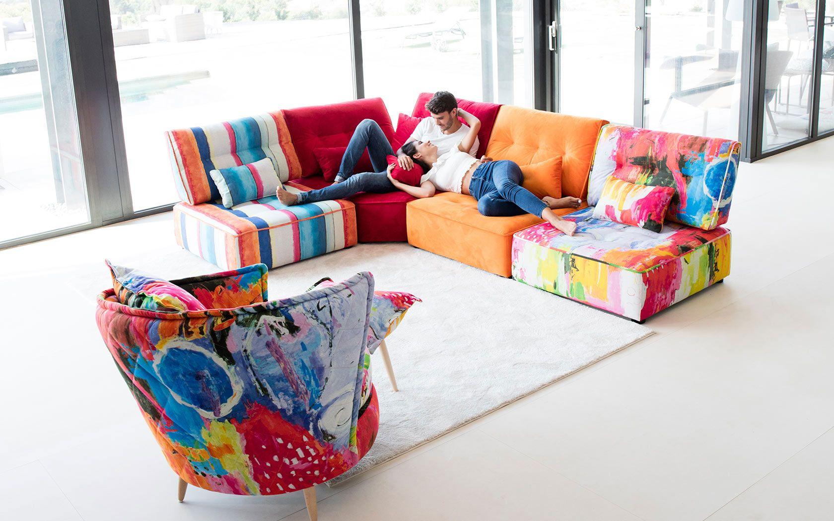 Arianne Love Corner Sofa From Fama Design Your Own Bespoke Sofa
