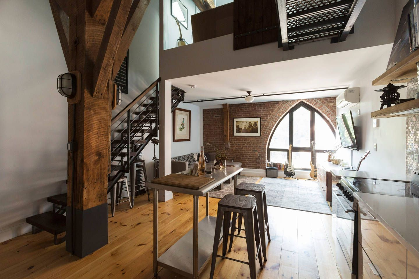 Stunning Brooklyn loft in a church! - Apartments for Rent ...