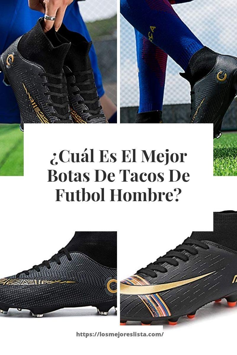 Cuál Es El Mejor Botas De Tacos De Futbol Hombre Tacos De Fútbol Fútbol Hombres