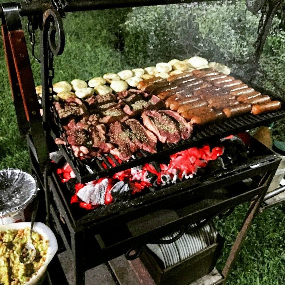 I sooooooo need to get one of these grills. This is