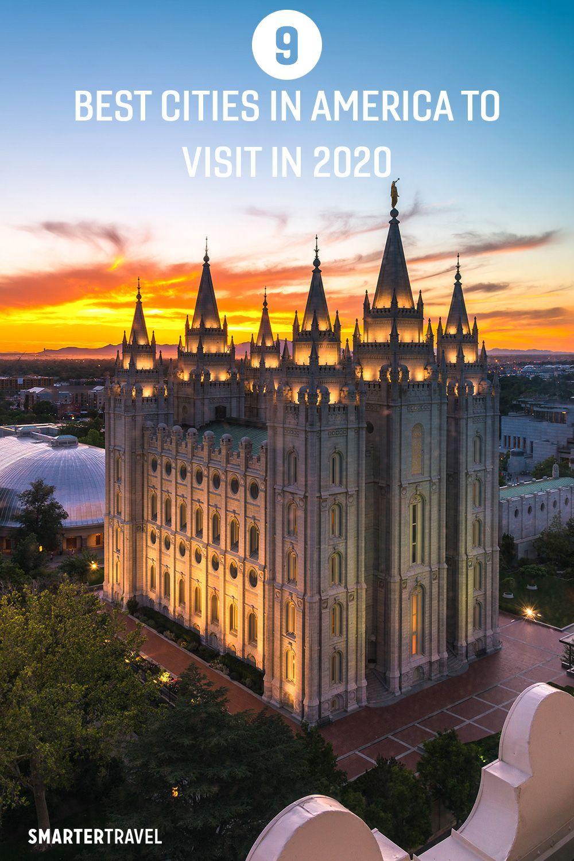 The 9 Best U S Cities To Visit In 2020 Smartertravel Explore America City Best Cities