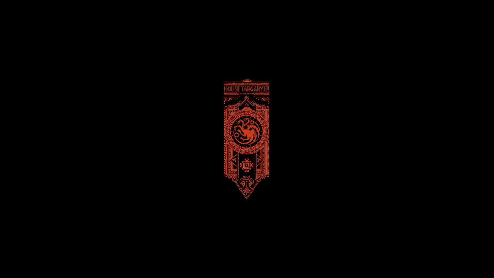 1920x1080px Game Of Thrones Wallpaper For Desktop Background By Dane Chester Minimalist Wallpaper Game Of Thrones Movie Mobile Legend Wallpaper