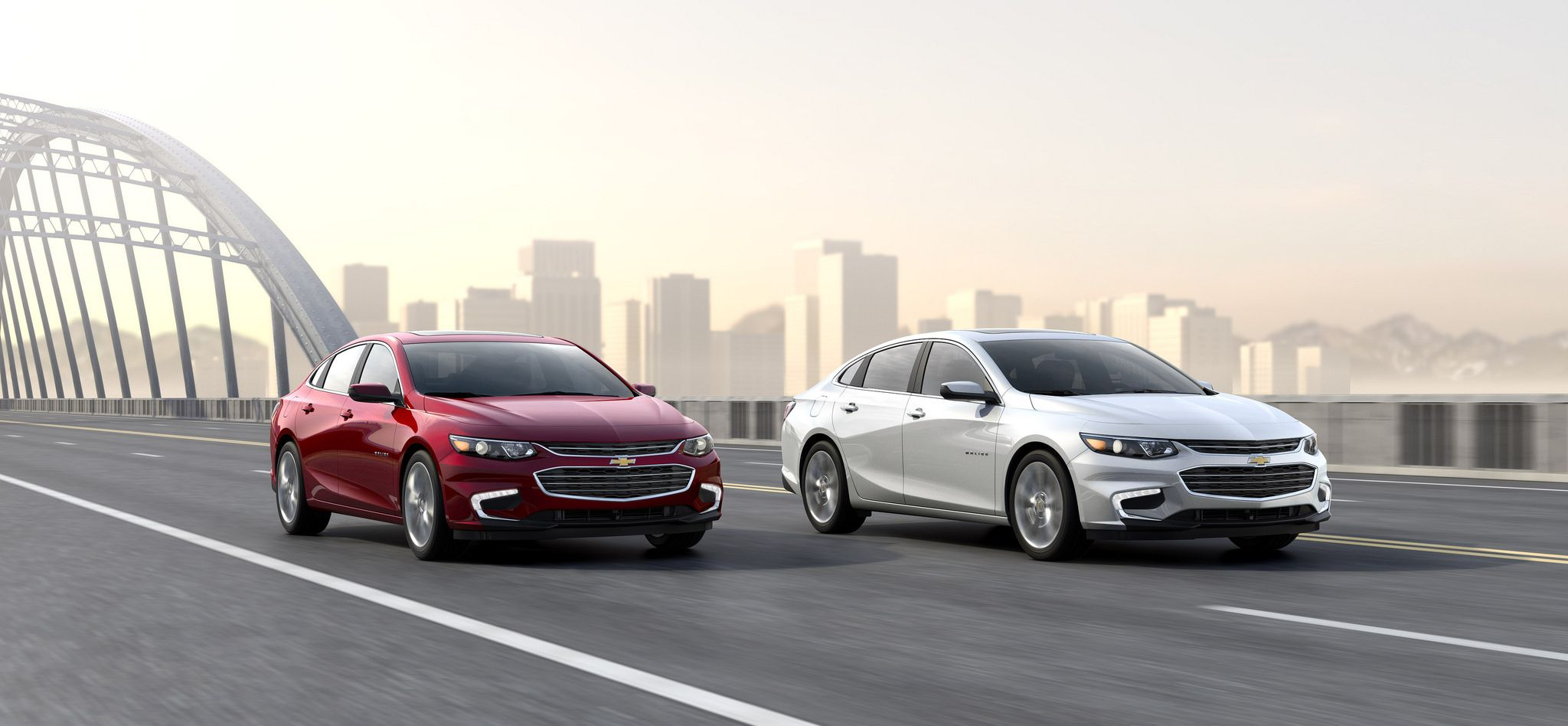 Going Green The 2016 Chevrolet Malibu Hybrid Malibu Hybrid