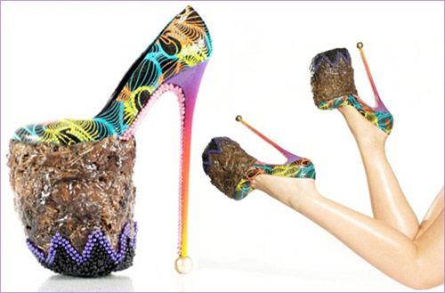 Insa,scarpe di sterco,Tate Britain,2010