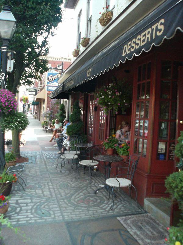 Main Street Coffee East Greenwich Rhode Island