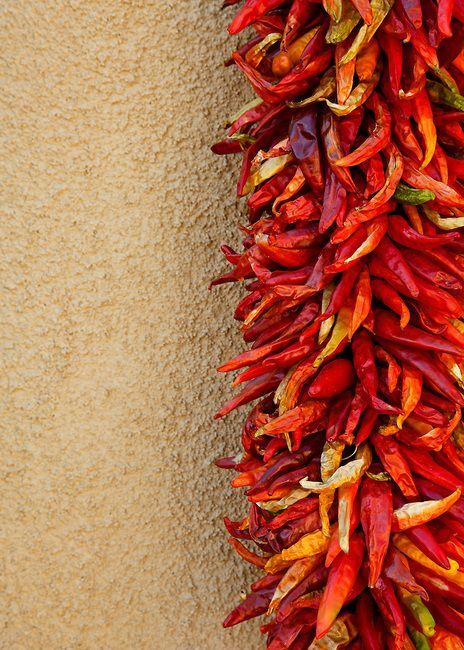 Chilis, Taos, New Mexico.