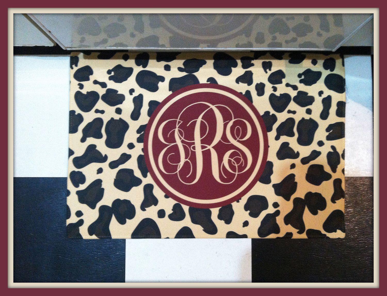 Door Mat Doormat Monogrammed Gifts Personalized Custom Rug Monogram Doormat  Welcome Front Door Mat Housewarming Wedding