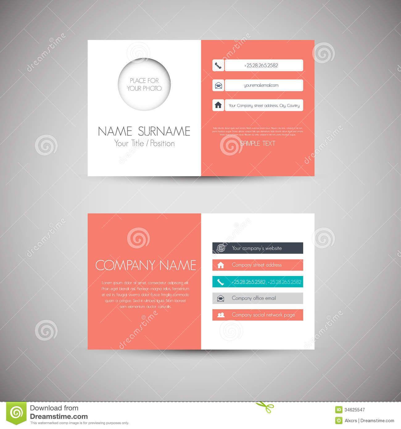 Design Business Card  Pesquisa Google  Design Grafic