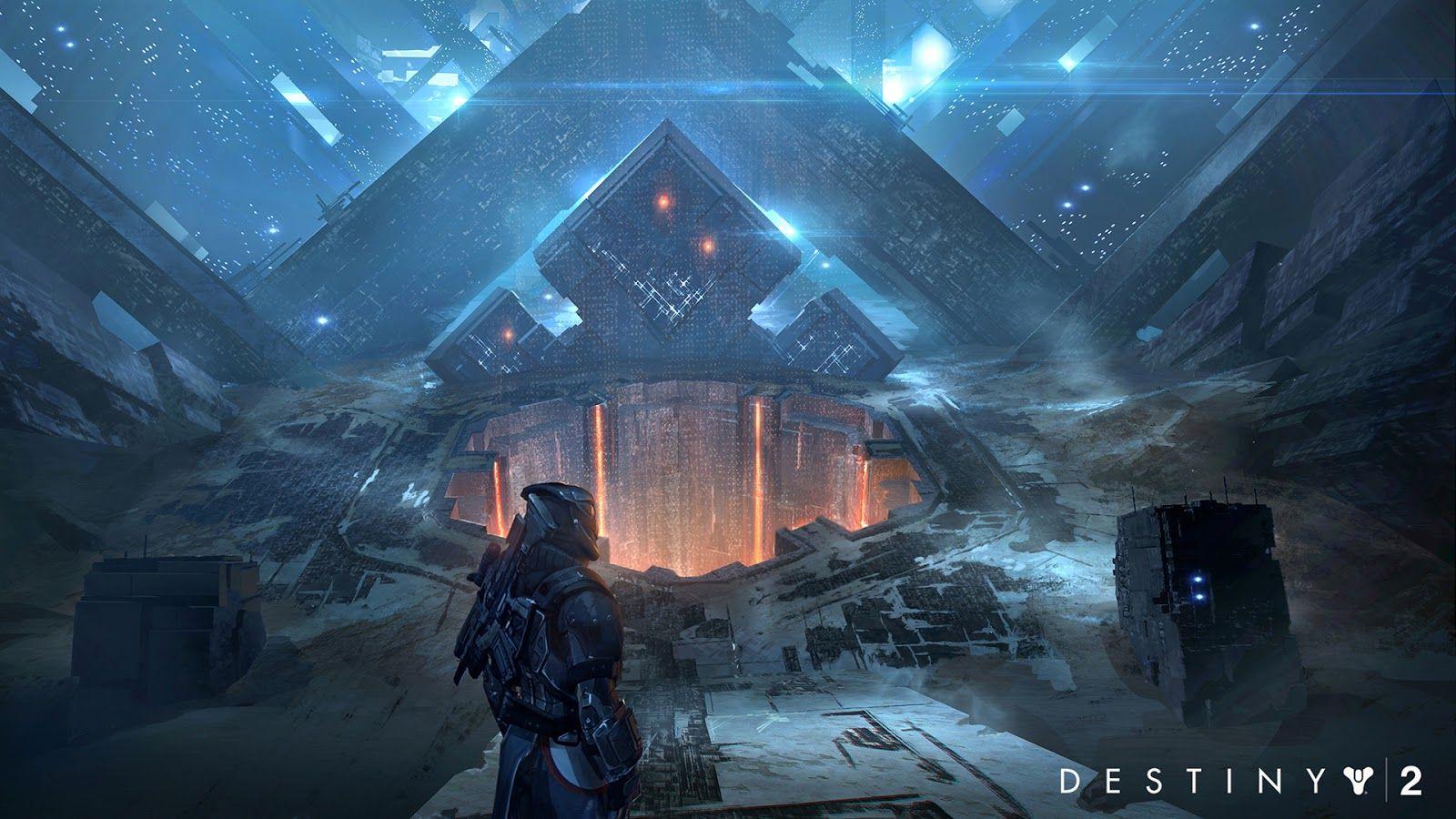 Destiny 2 Concept Art by Jeremy Fenske | Brand Favorites