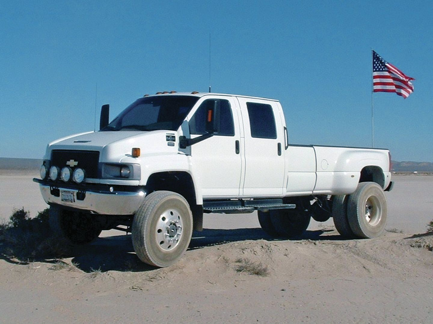 All Chevy chevy c5500 specs : 2005 Chevrolet Kodiak - Chevrolet Kodiak Wikipedia the free ...