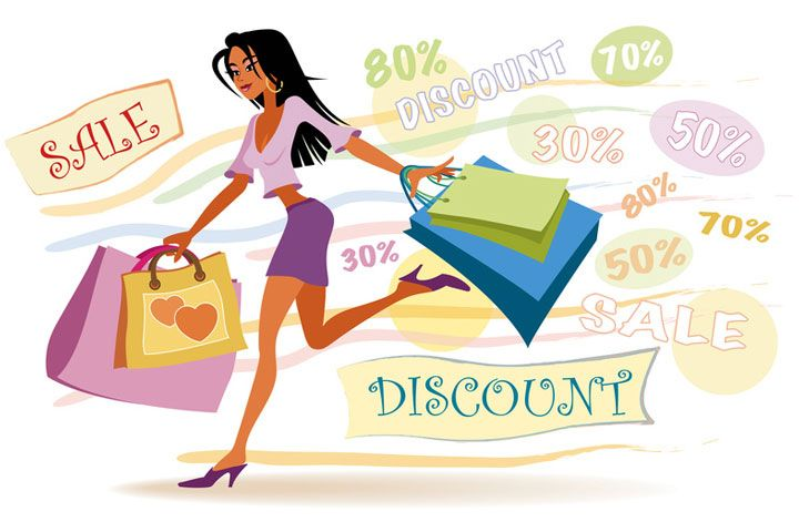 Image result for discount shopping