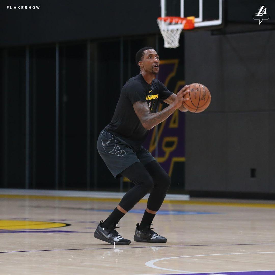Keep Calm And Hard Work Kentavious Caldwell Pope Los Angeles Lakers Kcp Lakeshow Cgv Lakers Nba Basket Lebron Kobe Usa Basquetebol