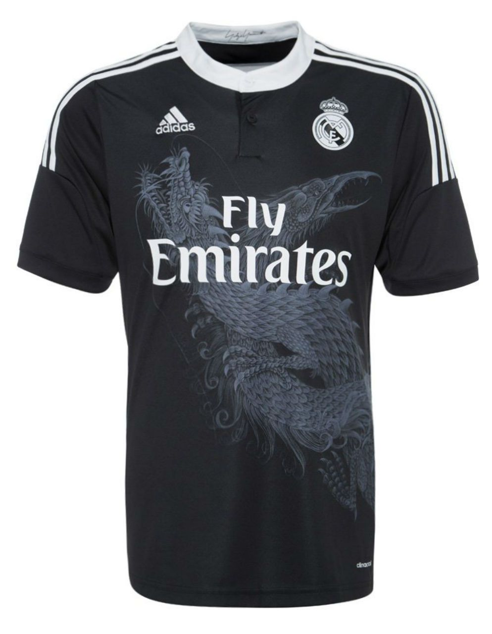 Double Dragon - the Real Madrid 3rd kit for 2014-2015.  06e9b996402a