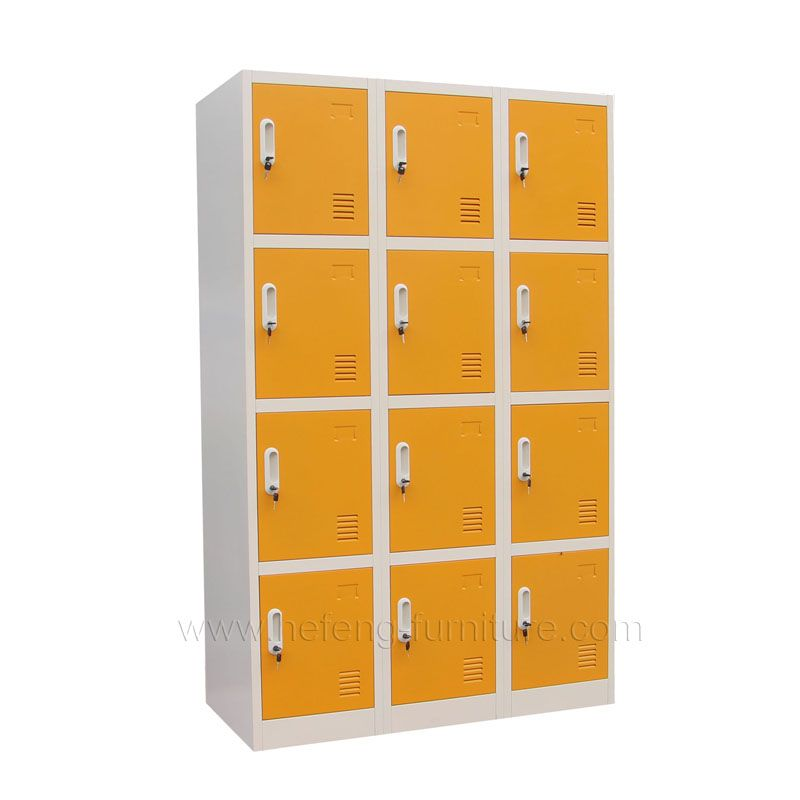 12 Door Heavy Duty Storage Lockers Luoyang Hefeng Furniture Locker Storage Storage Locker Supplies
