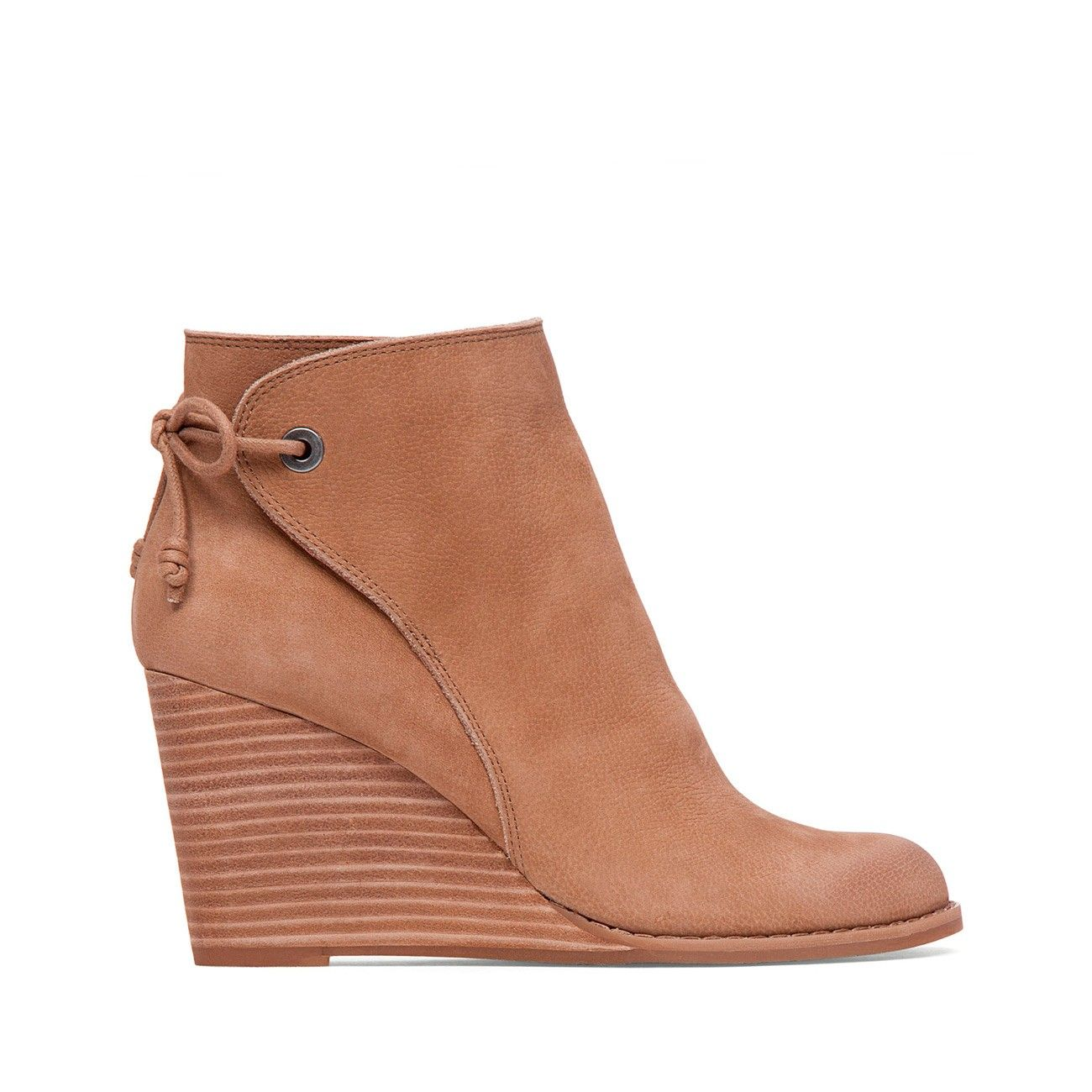 Lucky Brand - Yamina - Wedges, Booties
