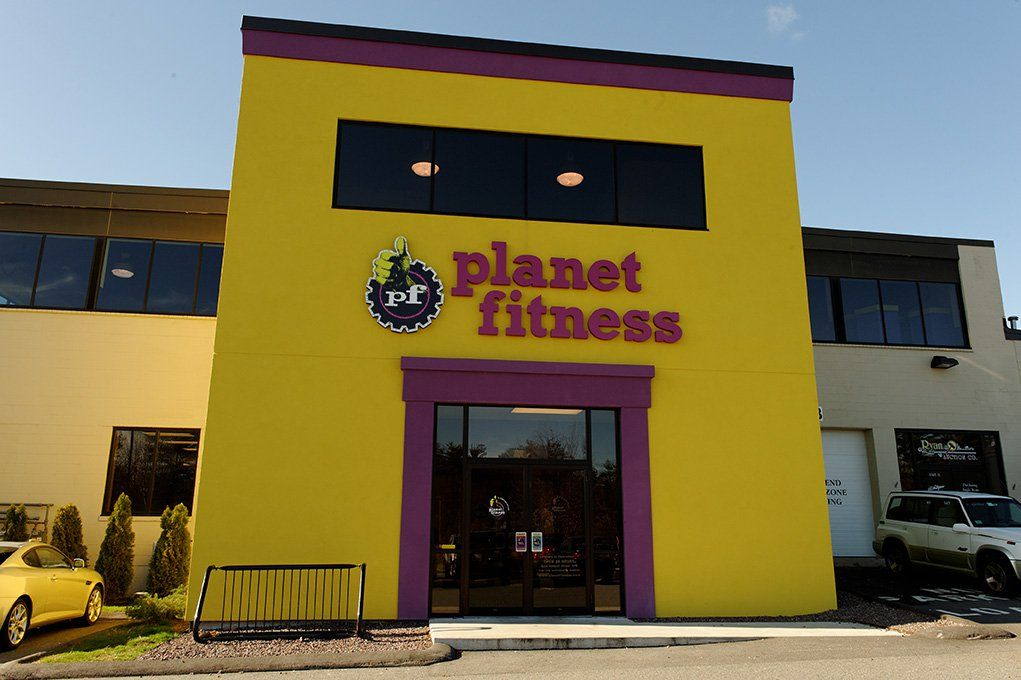 Fitness gyms in wilmington middlesex ave ma