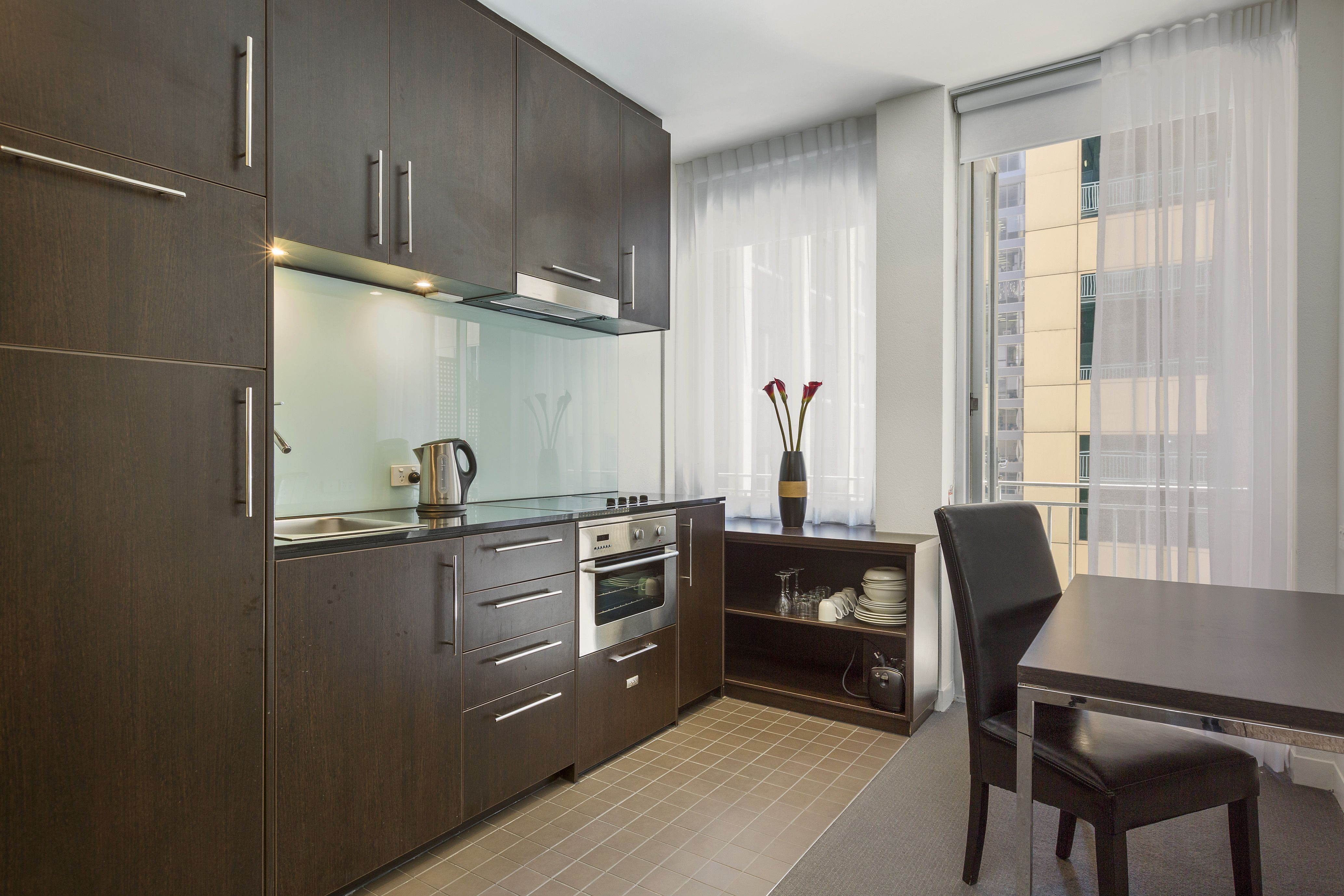 Kitchen at 480 Collins Street, Melbourne (With images