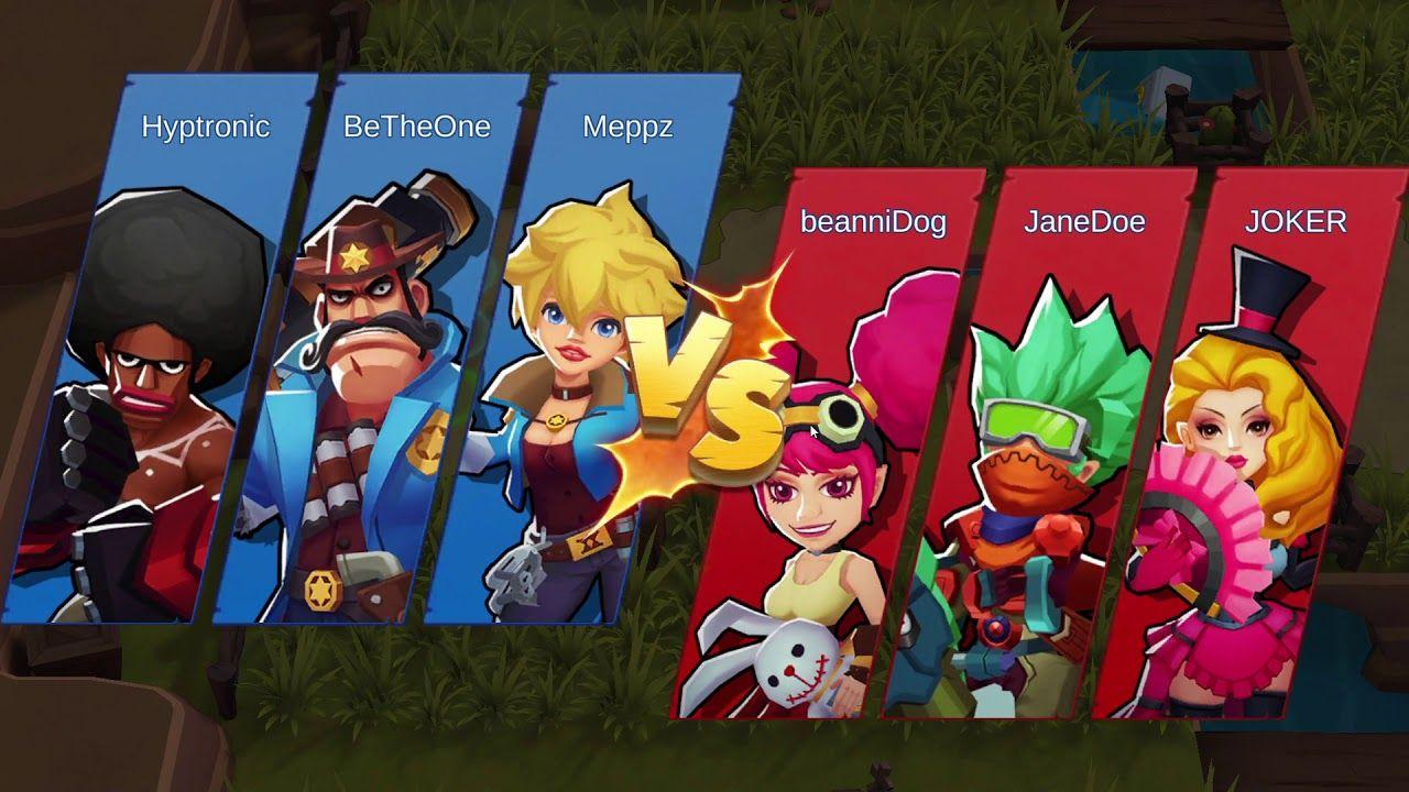 West Legends - 3V3 MOBA ACTION GAME play / HOW to BeTheOne - West Legends  3V3