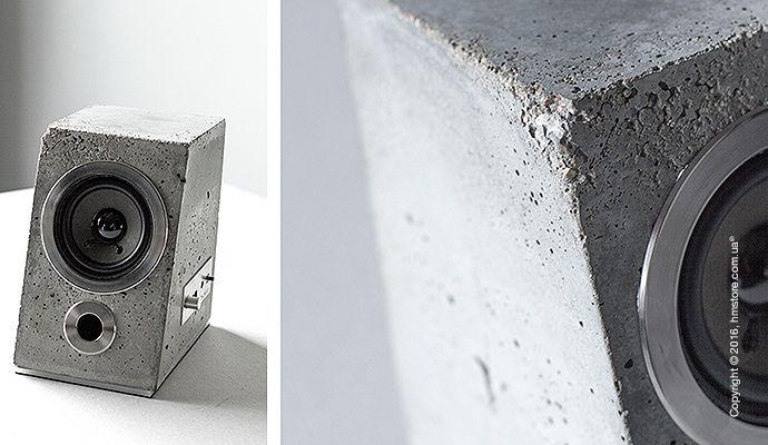 колонка из бетона