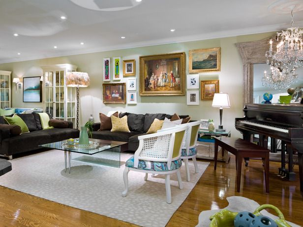 Incorporate Design Trends Into Your Home Home Living Room