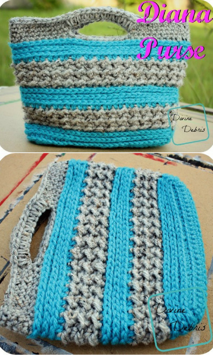 Free pattern this super cute crochet purse is very easy to work free pattern this super cute crochet purse is very easy to work up in no time at all bankloansurffo Images