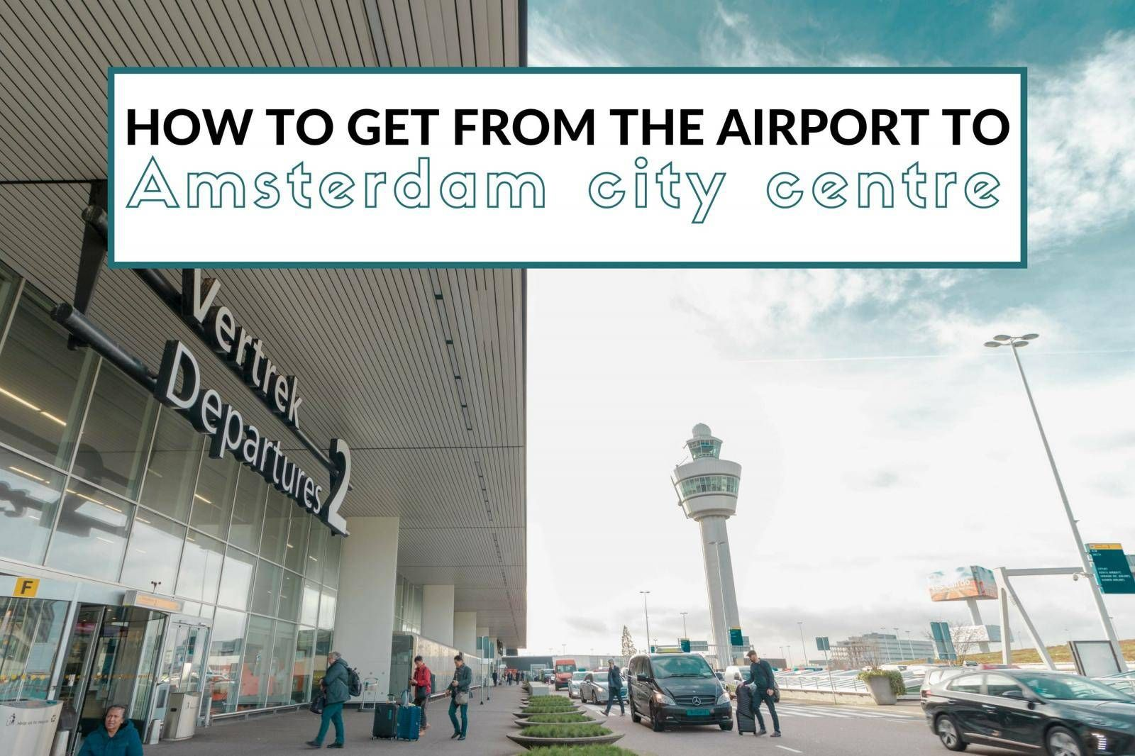 how to travel from amsterdam airport to city centre