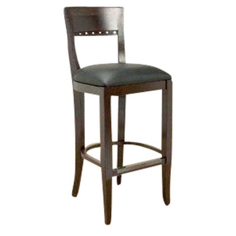 Safsil Seating Biedermier Barstool - 006B-W