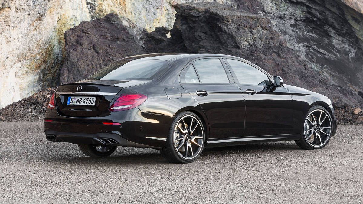 That S More Like It 2017 Mercedes Amg E43 Headed To New York With
