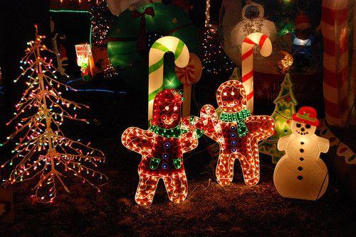 step into christmas Christmas lights Pinterest Christmas