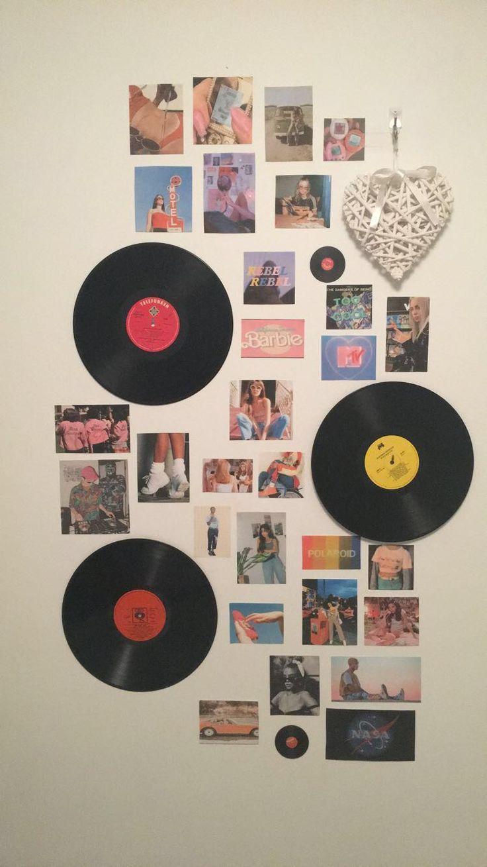 Photo of Potrebbe essere divertente ottenere vecchi dischi con centri di colori arcobaleno – room – #center …