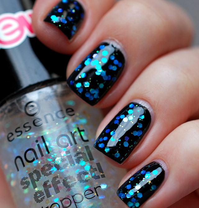 Essence Cool Breeze Nail Art Special Effect Topper Bn 4 Polish