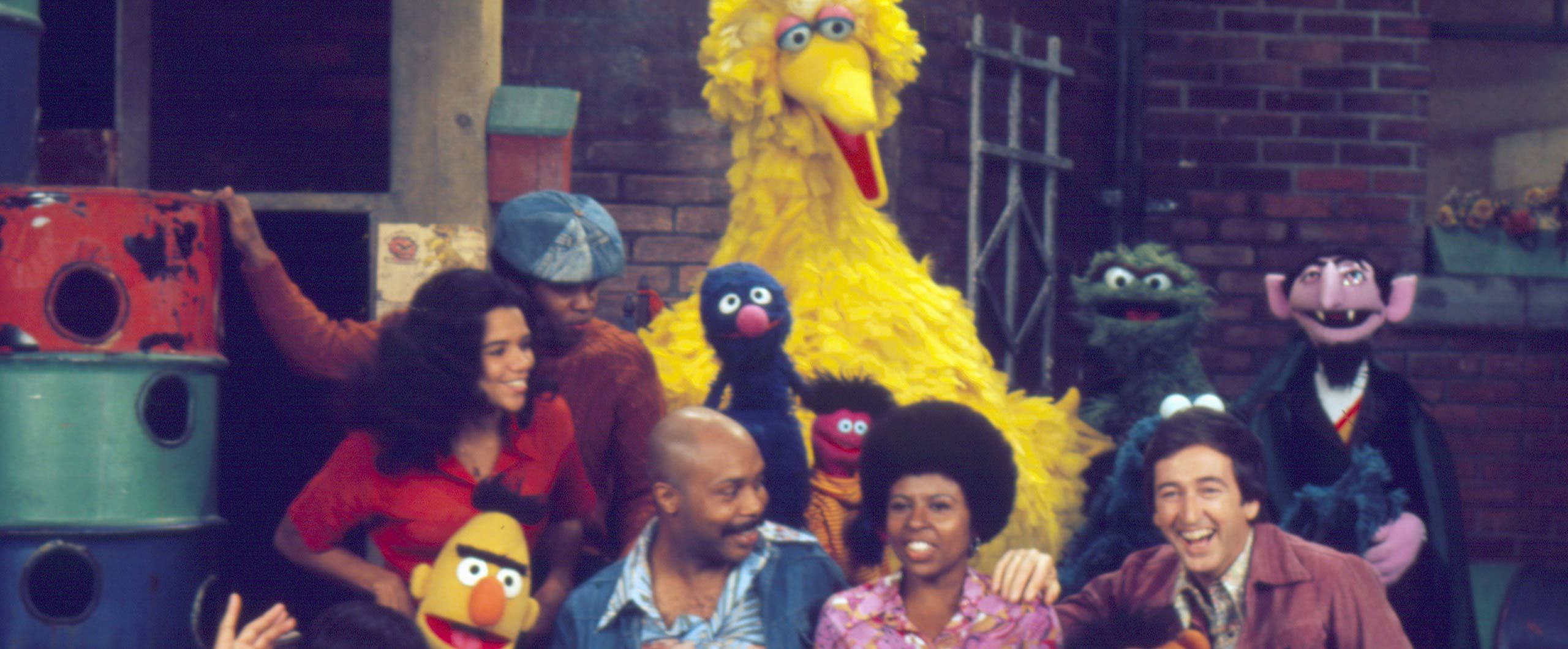 Fifty Years of 'Sesame Street' Sesame street, Cultural