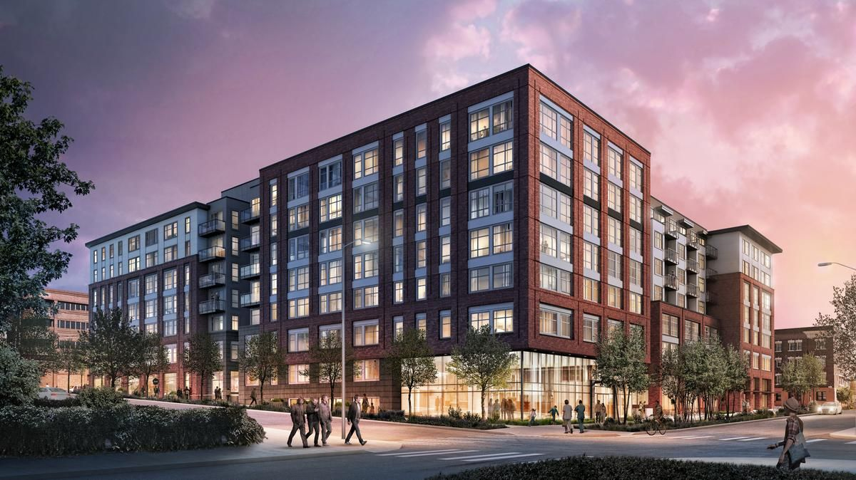 Pin by Multifamily Housing on Renderings Historic