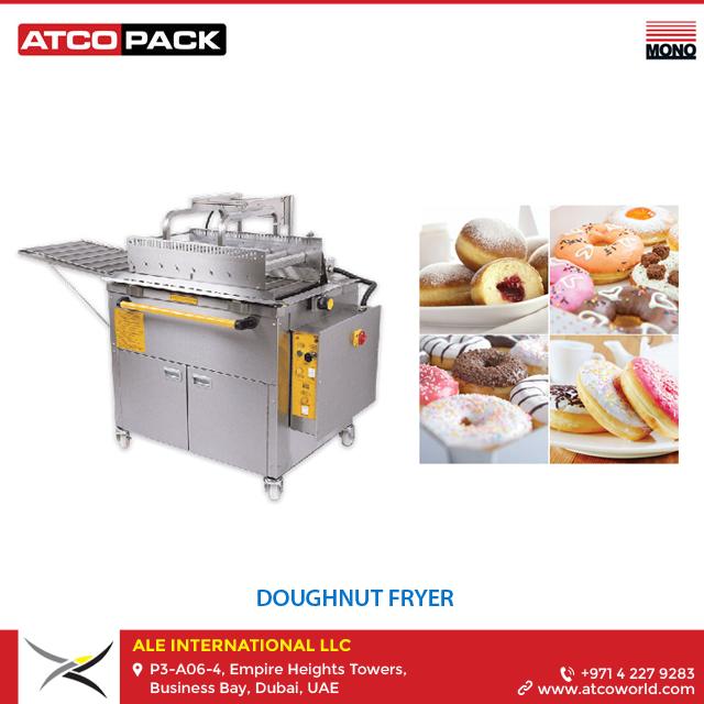 Aztec Doughnut Fryer Suppliers Dubai Uae Atcopack Doughnuts