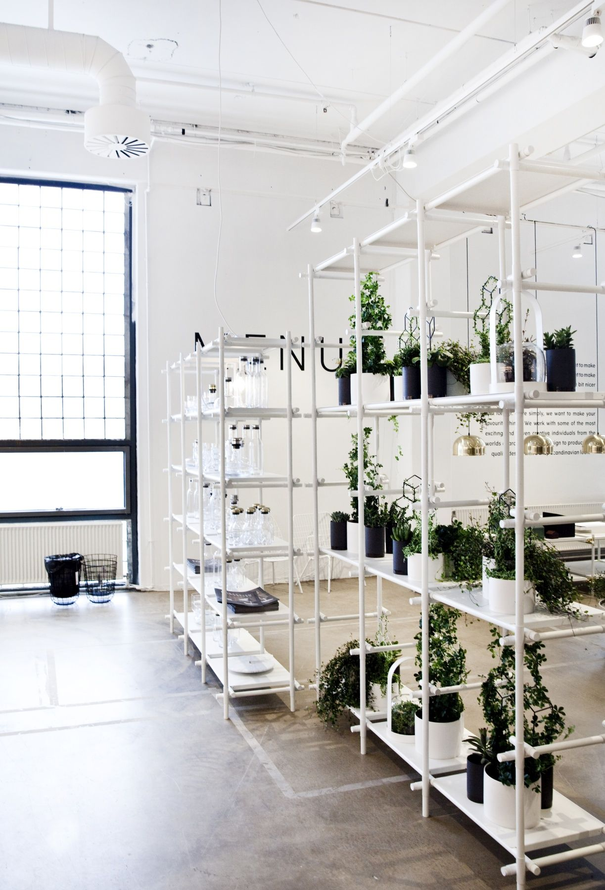 Menu Pov Planter Frame By Note Design Studio