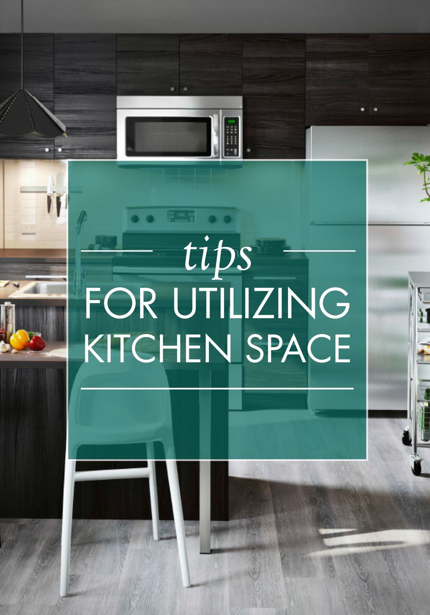 Make the most of your small kitchen with these tips that will help ...