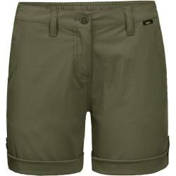 Photo of Jack Wolfskin casual shorts women desert shorts women 42 green Jack Wolfskin