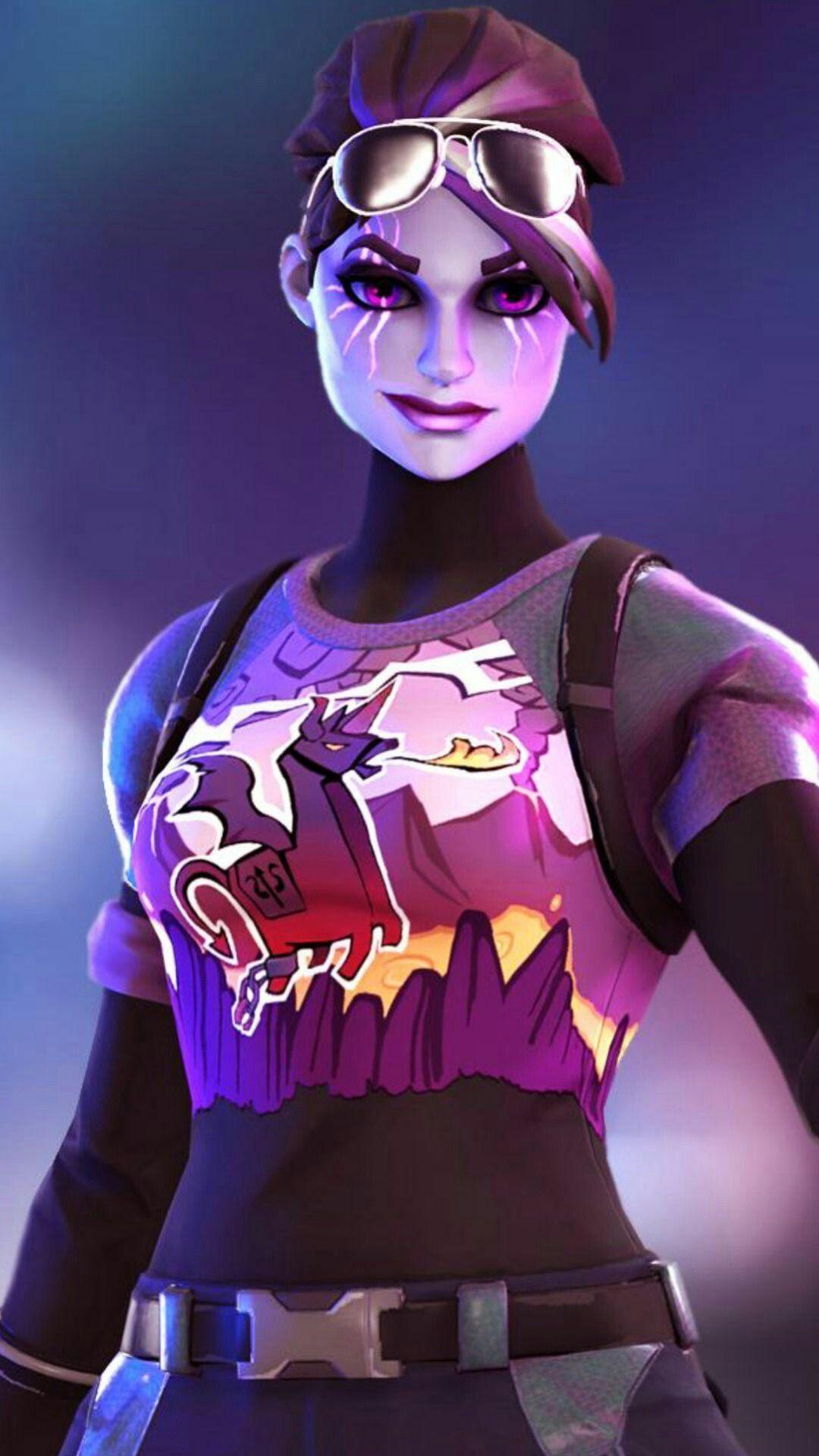 Dark Bomber Fortnite Skin Wallpaper In 2020 Gaming Wallpapers Best Gaming Wallpapers Android Wallpaper Dark