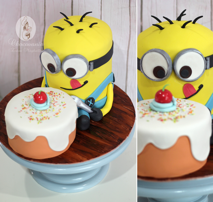 Make a One in a Minion Cake With These Minion Cake Ideas